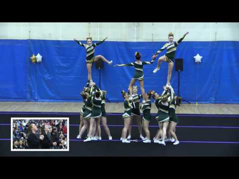 Bishop Feehan High School Div 1 - Foxborough Cheerleading Invitational 2017