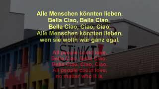 #Aufstehen BELLA CIAO - GRUPPE GUTZEIT