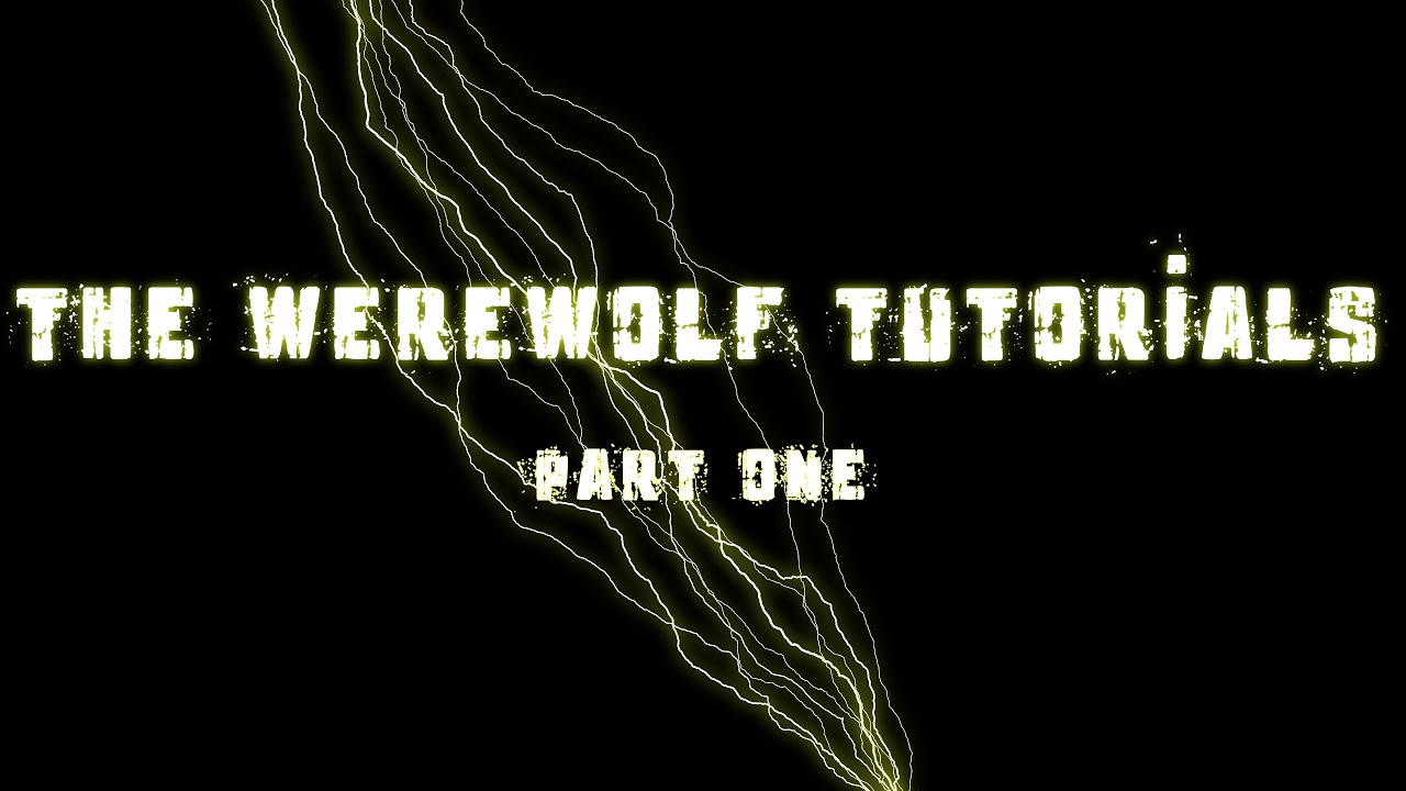 how to become a werewolf witchery