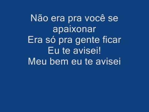 Joao Bosto e ViniciusChora Me liga Com letra