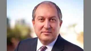 В Армении новый президент