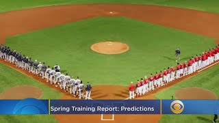 Spring Training Report: Opening Day Almost Here