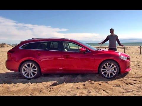Mazda6 Wagon (Mazda 6) | Prueba / Test / Review En Español | Coches.net