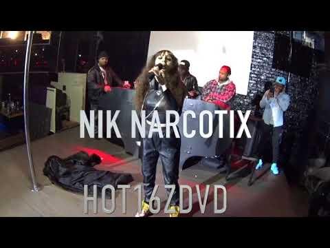 loveandhiphop NIK NARCOTIX grafth OPENING showCASE