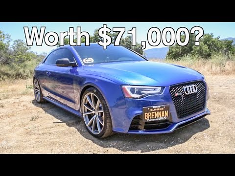 Is The Audi RS5 WORSE Than The M4 or C63?