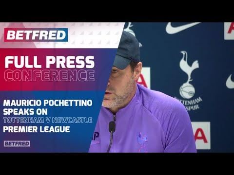 Pochettino's Tottenham vs. Newcastle presser: Probable starting 11