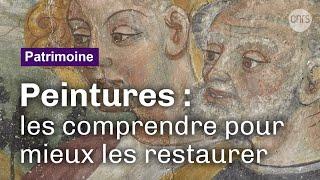 Peintures en pixels | Documentaire CNRS
