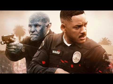 Bright NETFLIX Movie Review Podcast