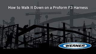 Werner - Fall Protection – ProForm F3 - Walk It Down
