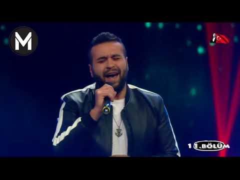 Samet Duran   Gamzeler İzle - O Ses Türkiye 11.bölüm Performans