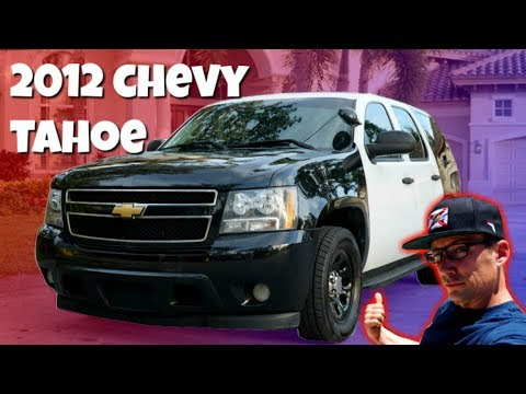 2012 CHEVY TAHOE LOWEST PRICE IN THE U.S.A GUARANTEED!