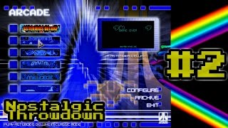 Nostalgic Throwdown - Episode 2: Atari Arcade Hits 2