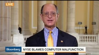 Rep. Sherman: I'm Concerned HFT is Overloading the System