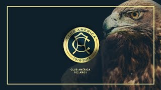 Video 102 aniversario Club América download MP3, 3GP, MP4, WEBM, AVI, FLV Oktober 2018