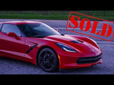 Saying Goodbye to My Corvette… Ready for the C8!!