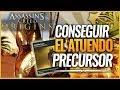 Assassin's Creed Origins | Cómo conseguir el ATUENDO LEGENDARIO ISU PRECURSOR (Armadura)