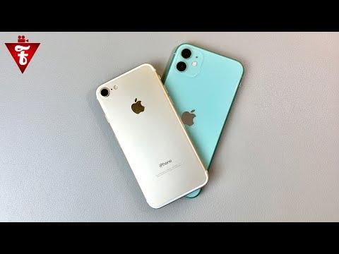 IPhone 7 Vs IPhone 11