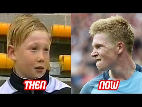 Kevin De Bruyne Transformation Then And Now (Face & Body & Hair Style) | 2017 NEW