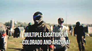 American Paintball Coliseum Indoors & Outdoors