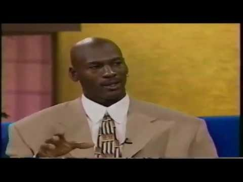 Michael Jordan TALKS about his CLOSE Friends in the NBA 1998 MBA