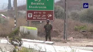 قوات الاحتلال تعتقل شاباً بدعوى تنفيذ عملية طعن حوارة - (12-10-2018)