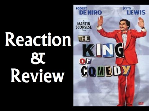 Reaction & Review | The King Of Comedy