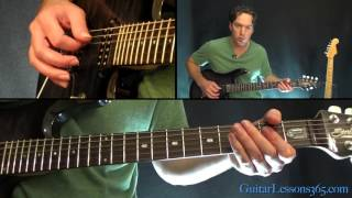 Nightrain Guitar Lesson - Guns N