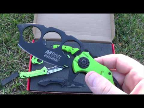 Knifebox Sucks! – December 2016 Unboxing – Serious Collectors Stay Away from Knifebox!!!
