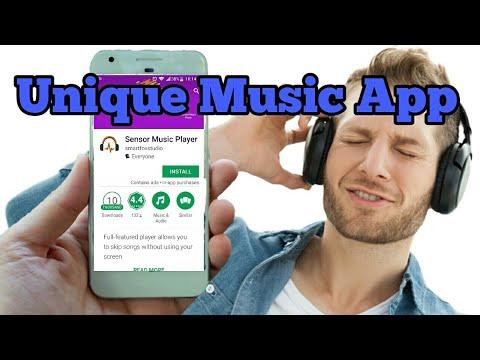 Sensor Music Player App Review 2018