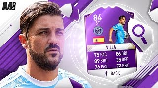 FIFA 17 MLS MVP VILLA REVIEW | 84 VILLA | FIFA 17 ULTIMATE TEAM PLAYER REVIEW