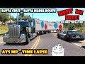 ★ Santa Cruz-Santa Maria Time-Lapse   ATS Multiplayer