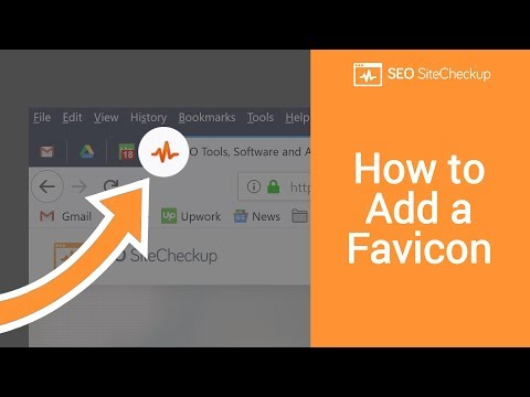 How To Add A Favicon