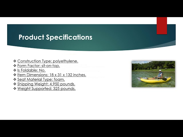 Ocean Kayak Caper Angler Sit-On-Top Fishing Kayak Review