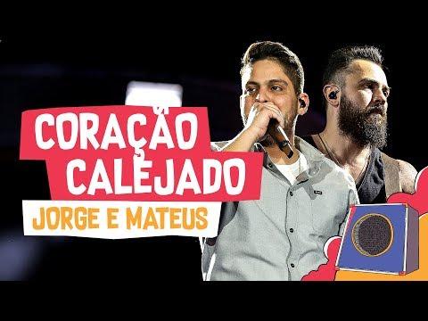 Coração Calejado - Jorge e Mateus - VillaMix Goiânia 2018