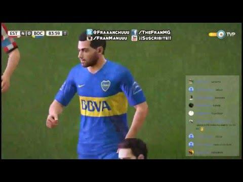 FIFA 16 NUEVO MOD ARGENTINA EN DIRECTO | ESTADIO + B NACIONAL + COPA !