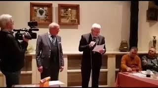 Jan Smit uit Nietap id Koninklijk onderscheiden