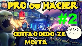 """PRO"" ou ""HACKER"" EasyAntiCheat FORTNITE #2"