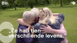Spoorloos gemist: Vier zussen zien elkaar voor het eerst