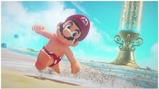 Super Mario Odyssey - Nintendo Direct Gameplay Overview