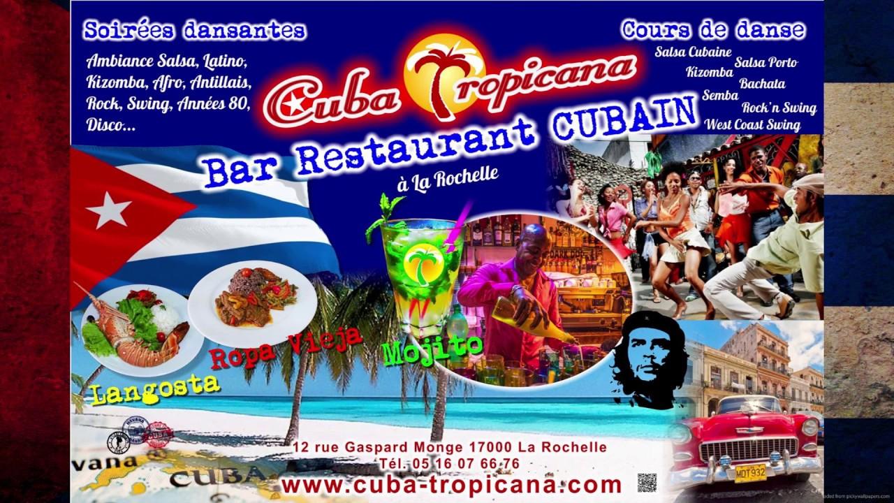 cuba tropicana la rochelle - sombréro - cours de salsa cubaine