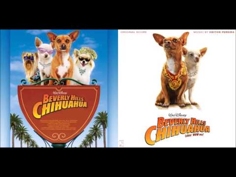 Beverly Hills Chihuahua - The Market Chase - Heitor Pereira