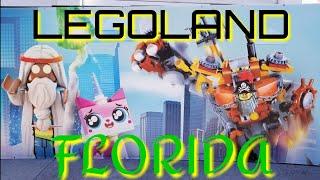 "A day at "" LEGOLAND FLORIDA"" and ""LEGOLAND HOTEL""   SooRandomFam"