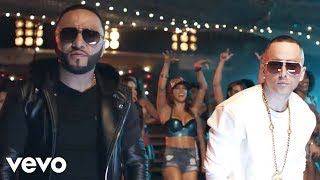 Смотреть клип Alex Sensation Ft. Yandel, Shaggy - Bailame