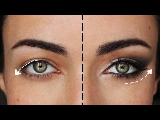 Kako nasminkati oči - make up