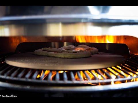 Rösle Gasgrill Rezept : Folge anleitung pizza backen auf dem grill rezept für teig