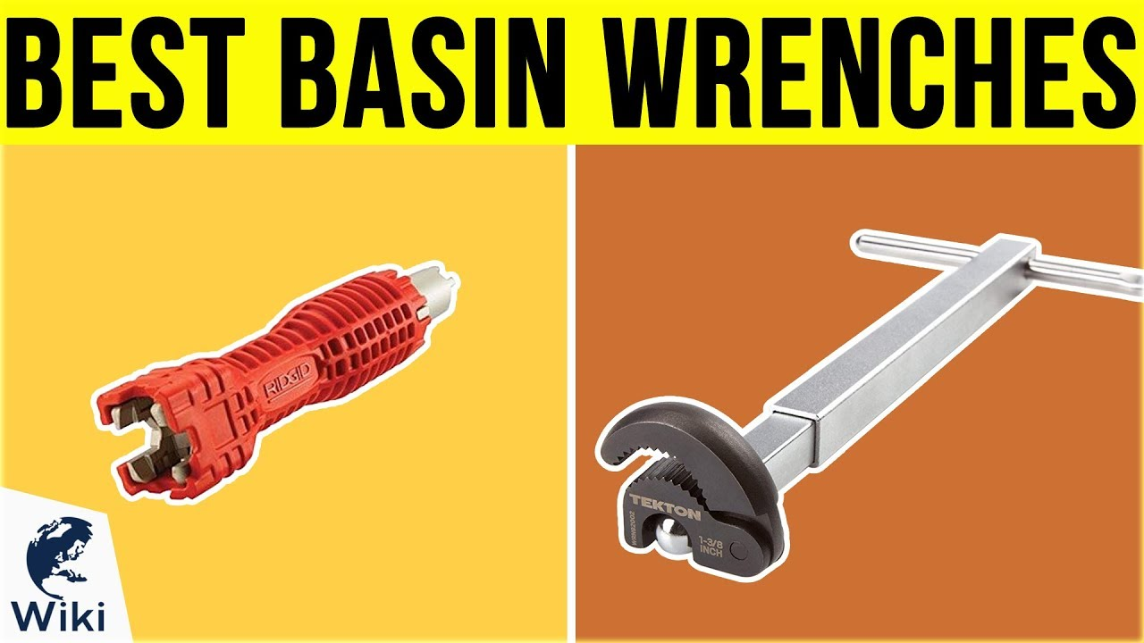 10 Best Basin Wrenches 2019 Youtube