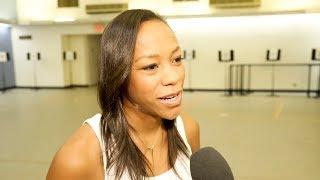 Step Into Rehearsal for THE BUBBLY BLACK GIRL SHEDS HER CHAMELEON SKIN, Starring Nikki M. James