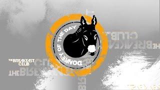 Charlamagne Awards Ruben De Los Santos & Brittany Herring Donkeys of the Day - (1-5-17)