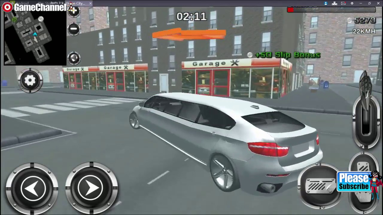 Urban City Limo Legend 3d Car Racing Games Android Gameplay