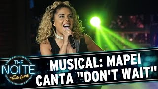 The Noite (22/03/16) - Musical com Mapei